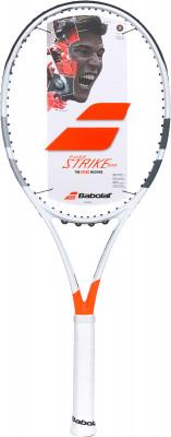 Ракетка для большого тенниса Babolat Pure Strike TeamМощная и точная ракетка для атак и контратак. Новая ракетка pure strike предназначена для игроков, которые наносят удар первыми.<br>Материал ракетки: Графит; Вес (без струны), грамм: 285; Размер головы: 645 кв.см; Баланс: 330 мм; Длина: 27; Струнная формула: 16х19; Стиль игры: Агрессивный стиль; Технологии: Hybrid Frame Technology; Производитель: Babolat; Артикул производителя: 101285; Срок гарантии: 2 года; Страна производства: Китай; Вид спорта: Теннис; Уровень подготовки: Профессионал; Наличие струны: Опционально; Наличие чехла: Опционально; Размер RU: 3;