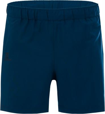 Шорты мужские Salomon Agile 5, размер 46-48Мужская одежда<br>Технологичные шорты salomon agile позволят вывести ваши пробежки на новый уровень.
