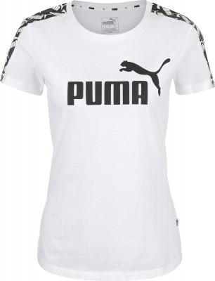 Футболка женская Puma Amplified Tee, размер 40-42