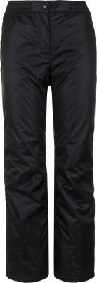 Брюки утепленные женские Glissade, размер 52Брюки <br>Удобные и практичные брюки для катания на горных лыжах от glissade. Водонепроницаемая мембрана модель выполнена из технологичного материала с водонепроницаемой мембраной.