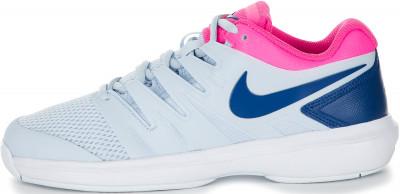 Кроссовки женские Nike Air Zoom Prestige Hc, размер 38Кроссовки <br>Женские теннисные кроссовки nike air zoom prestige обеспечивают комфортную плотную посадку и поддержку на корте.