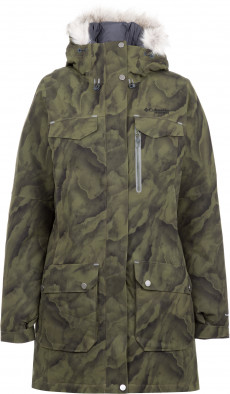 Куртка пуховая женская Columbia Titan Pass 780 TurboDown