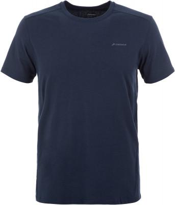 Футболка мужская Demix, размер 46Футболки<br>Удобная футболка для тренинга от demix. Свобода движений прямой крой позволяет двигаться свободно и естественно. Комфорт ткань приятна на ощупь.