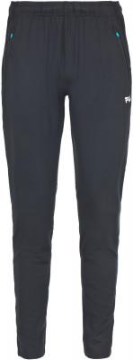 Брюки мужские FilaПрямые брюки fila станут удачным вариантом для занятий тренингом. Отведение влаги благодаря технологии filaperformaenergy ткань хорошо отводит влагу от кожи.<br>Пол: Мужской; Возраст: Взрослые; Вид спорта: Тренинг; Защита от УФ: Нет; Плоские швы: Да; Силуэт брюк: Зауженный; Светоотражающие элементы: Нет; Компрессионный эффект: Нет; Количество карманов: 2; Артикулируемые колени: Нет; Технологии: FilaPerformaEnergy; Производитель: Fila; Артикул производителя: FLPAM0199L; Страна производства: Вьетнам; Материал верха: 85 % полиэстер, 15 % спандекс; Размер RU: 50;