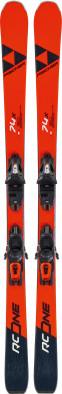 Горные лыжи Fischer RC ONE 74 X + RS 10 GW