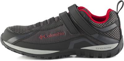 Полуботинки для мальчиков Columbia Youth Conspiracy, размер 34,5Полуботинки<br>Легкие детские кроссовки columbia для туризма и активного отдыха сцепление с поверхностью подошва omni-grip для сцепления с влажными поверхностями.