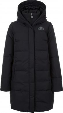 e370a336b572 Куртка пуховая женская Kappa черный цвет - купить за 4499 руб. в ...