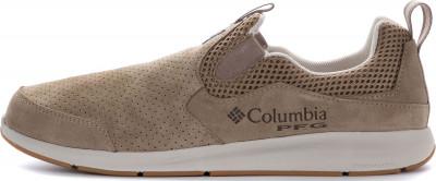 Полуботинки мужские Columbia Brownswood Slip, размер 46,5Полуботинки<br>Полуботинки brownswood slip columbia для путешествий и прогулок по городу. Сцепление с поверхностью подошва omni-grip обеспечивает сцепление с любыми дорогами.
