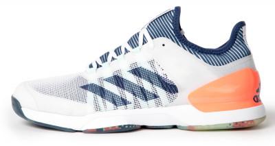 Кроссовки мужские Adidas Adizero Ubersonic 2, размер 42.5