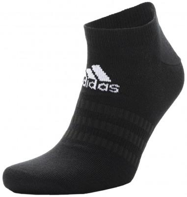 Носки adidas Low-Cut, 3 пары, размер 46-48
