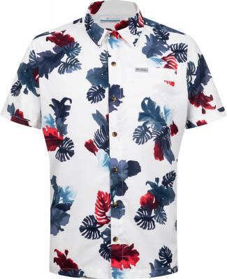 Рубашка с коротким рукавом мужская Columbia Outdoor Elements, размер 50-52