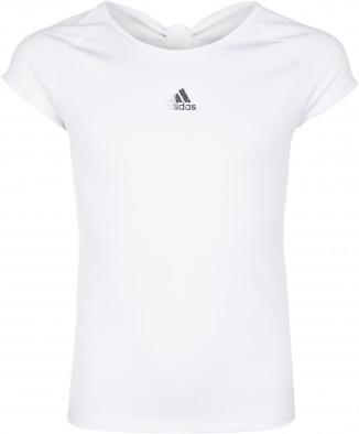 Футболка для девочек adidas Ribbon