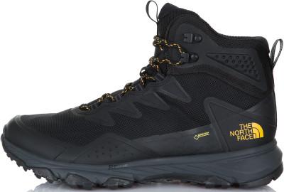 Ботинки мужские The North Face Ultra Fastpack III, размер 41Ботинки и сапоги <br>Комфортные трекинговые ботинки с высоким уровнем поддержи голеностопа.