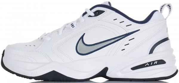 c29d5ace Кроссовки мужские Nike Air Monarch IV белый цвет — купить за 4199 руб. в  интернет-магазине Спортмастер