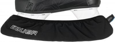 Чехлы для лезвий коньков мягкие BauerЗащитные чехлы для коньков. Чехлы bauer гарантируют, что хранение и перевозка коньков будут максимально удобны и безопасны.<br>Длина: 6 - 12 SR.; Материалы: Нейлон; Производитель: Bauer; Вид спорта: Хоккей; Артикул производителя: 1044676; Страна производства: Вьетнам; Размер RU: Без размера;