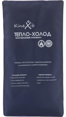 Компресс KinexibМногоразовый компресс поможет облегчить болевые ощущения различного происхождения.<br>Состав: поливинилхлорид, шелк, гель; Вид спорта: Медицина; Производитель: Kinexib; Артикул производителя: 460013-BL; Страна производства: Китай; Размер RU: Без размера;