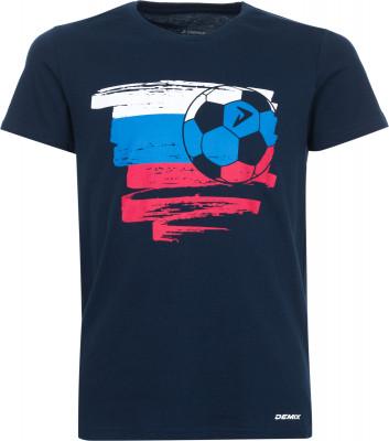 Футболка для мальчиков Demix, размер 128