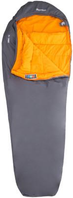 Спальный мешок для похода Outventure TREK T +3 левосторонний