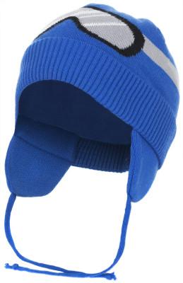 Шапка для мальчиков GlissadeТеплая вязанная шапка для мальчиков 3-7 лет с ярким жакардом в виде лыжной маски. Шапка с добавлением шерсти на теплой подкладке.<br>Пол: Мужской; Возраст: Дети; Вид спорта: Горные лыжи; Производитель: Glissade; Артикул производителя: SHAB04Z252; Страна производства: Россия; Материал верха: 70 % акрил, 30 % шерсть; Материал подкладки: 100 % полиэстер; Размер RU: 52-54;