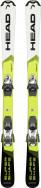Горные лыжи детские + крепления Head SUPERSHAPE TEAM + SX 7.5 GW