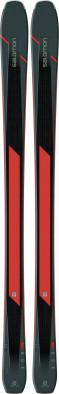 Горные лыжи + крепления Salomon N XDR 88 Ti + N WARDEN MNC 13