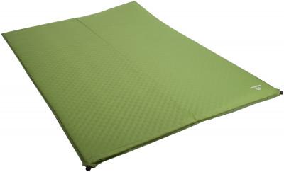 Коврик самонадувающийся OutventureДвуспальный самонадувающийся коврик double comfort, который отлично подойдет для семейного отдыха. Модель станет удачным вариантом для кемпинга.<br>Вес, кг: 2,8; Размеры (дл х шир х выс), см: 188 х 130 х 3,8; Длина: 188 см; Ширина: 130 см; Размер в сложенном виде (дл. х шир. х выс), см: 68 x 20 x 20; Материал верха: Полиэстер; Материал наполнителя: Пена ЭВА из полиуретана с открытыми ячейками; Наличие чехла: Есть; Вид спорта: Кемпинг, Походы; Производитель: Outventure; Артикул производителя: IE652472; Срок гарантии: 2 года; Страна производства: Китай; Размер RU: Без размера;