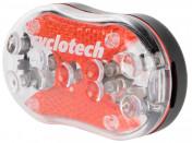 Фонарь велосипедный задний Cyclotech