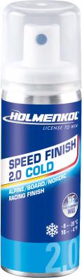 Эмульсия фторуглеродная для лыж и сноубордов HOLMENKOL Speed Finish2.0 COLD