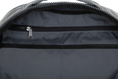 Фото 8 - Рюкзак Nike Vapor Power 2.0 серого цвета