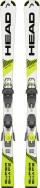 Горные лыжи детские + крепления Head SUPERSHAPE SLR PRO + SLR 7.5 GW