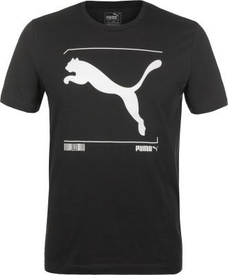 Футболка мужская Puma Nu-tility Graphic Tee, размер 46-48