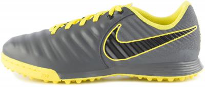 Бутсы для мальчиков Nike Tiempo Legend 7 Academy TF, размер 34,5