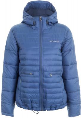 Куртка утепленная женская Columbia Powder PillowПриталенная женская куртка станет идеальным вариантом для путешествий в прохладную погоду.<br>Пол: Женский; Возраст: Взрослые; Вид спорта: Путешествие; Вес утеплителя: 150 г/м2; Температурный режим: До -5; Покрой: Приталенный; Длина куртки: Короткая; Капюшон: Не отстегивается; Количество карманов: 5; Производитель: Columbia; Артикул производителя: 1567761508XS; Страна производства: Вьетнам; Материал верха: 100 % нейлон; Материал подкладки: 100 % нейлон; Материал утеплителя: 100 % полиэстер; Размер RU: 42;