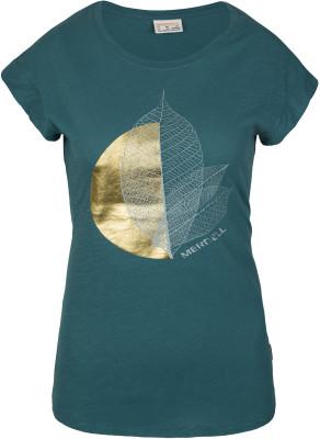 Футболка женская Merrell, размер 42Футболки<br>Оптимальный вариант для путешествий - удобная и практичная футболка merrell с крупной графикой на груди.