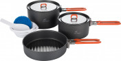 Набор посуды: 2 котелка, сковорода Fire-Maple FEAST 3