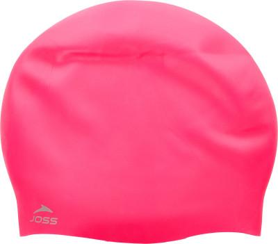 Шапочка для плавания детская JossЯркая детская шапочка от joss. Модель выполнена из силикона и подходит для длинных волос.<br>Пол: Мужской; Возраст: Дети; Вид спорта: Плавание; Назначение: Для длинных волос; Материалы: 100 % силикон; Производитель: Joss; Артикул производителя: SWCJ02X152; Страна производства: Китай; Размер RU: 52-54;