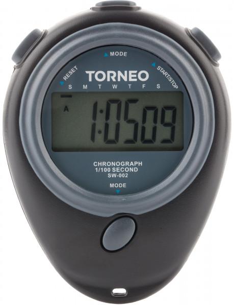1c7dcc5a Секундомер Torneo серый/темно-серый цвет — купить за 699 руб. в  интернет-магазине Спортмастер