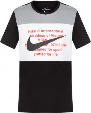 Футболка мужская Nike Swoosh