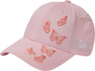 Бейсболка для девочек New Era Butterfly 940