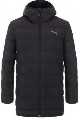 Куртка пуховая мужская Puma Downguard черный цвет - купить за 7999 ... 9cc65b80c0d