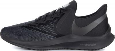 Кроссовки мужские Nike Zoom Winflo 6, размер 39.5Кроссовки <br>Беговые кроссовки nike air zoom winflo 6 дарят максимальную амортизацию и комфорт во время пробежки. Модель рассчитана на нейтральную пронацию стопы.