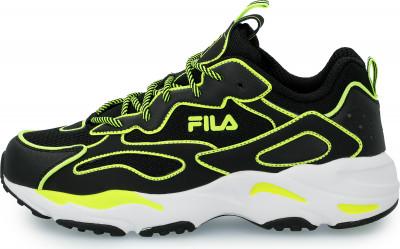 Кроссовки женские Fila Ray Tracer Neon, размер 40.5