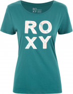 Футболка женская Roxy Itty Be Tee Colorful Leaf