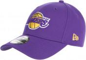 Бейсболка New Era The League Los Angeles Lakers