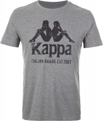 Купить со скидкой Футболка мужская Kappa, размер 48