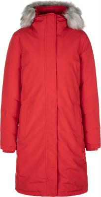Куртка пуховая женская Columbia Hillsdale, размер 46