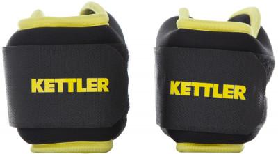Утяжелители для рук Kettler, 2 х 1,5 кгУтяжелители являются прекрасным дополнением во время бега и других видов физических упражнений, обеспечивая большую нагрузку и, тем самым, повышая эффективность тренировок.<br>Вес, кг: 2 х 1,5; Состав: Нейлон, лайкра, сталь, железная стружка; Вид спорта: Кардиотренировки, Фитнес; Производитель: Kettler; Артикул производителя: 7373-270; Срок гарантии: 2 года; Страна производства: Китай; Размер RU: Без размера;