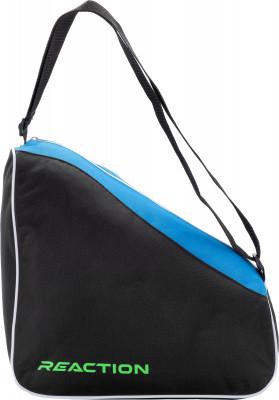 Сумка для роликов REACTIONРюкзаки и сумки<br>Удобная сумка позволит компактно разместить роликовые коньки любого размера и защиту к ним. Подойдет не только для переноски, но и хранения экипировки.