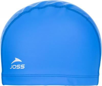 Шапочка для плавания JossПрактичная шапочка для плавания от joss - отличный выбор для похода в бассейн.<br>Пол: Мужской; Возраст: Взрослые; Вид спорта: Плавание; Назначение: Универсальные; Производитель: Joss; Артикул производителя: APC02A7Z1; Страна производства: Китай; Материалы: 80 % полиэстер, 20 % эластан; покрытие: 100 % полиуретан; Размер RU: Без размера;