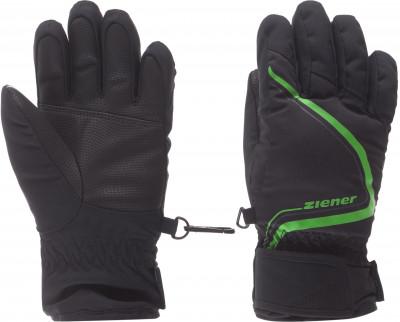 Купить со скидкой Перчатки для мальчиков Ziener Lanu, размер 3,5